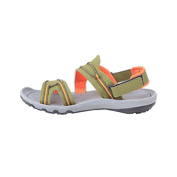 d062d3d59834 Buy Men Travel Sandals Odell - Olive Online