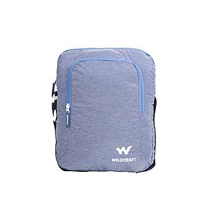 Wildcraft Wildcraft Crossbody-U Sling - Melange Blue