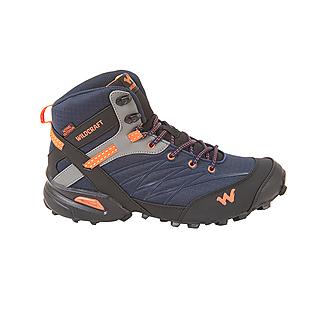 Wildcraft Men Trail Running Shoes Hugo - Blue and Orange