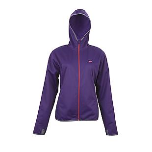 Wildcraft Women Wind Stopping Jacket Pro - Purple