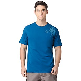 Wildcraft Men WC 98 Print T-shirt