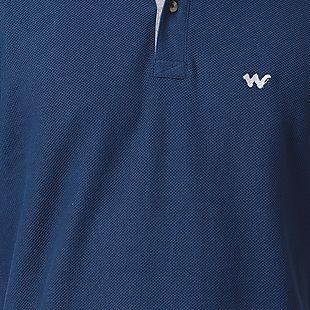 Wildcraft Waffle Knit - Navy