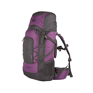 Wildcraft Teen Rucksack Hawk 40L - Purple