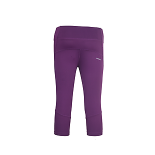 Wildcraft Women Hypacool Capri Tights - Purple