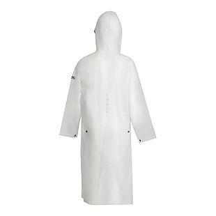 Wildcraft Wiki Mist - Rainwear for Kids - White