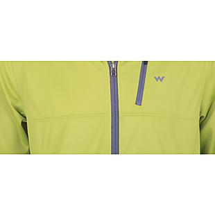 Wildcraft Men Trainer Jacket - Green