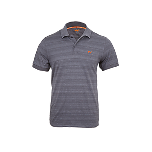 Wildcraft Men Hypacool Polo T Shirt - Grey