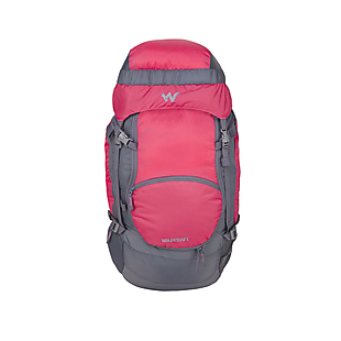 Wildcraft Women Pandim 45 Rucksack - Pink