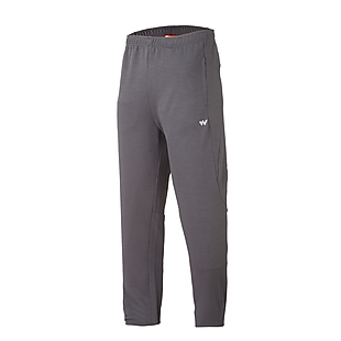 Wildcraft Men Hypacool Knitted Joggers - Grey