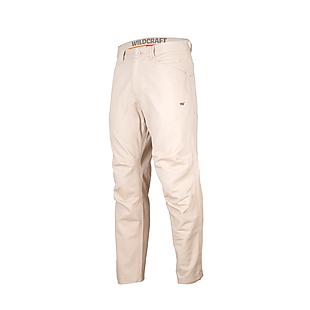 Wildcraft Men Commuter Pants - Beige
