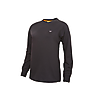 Wildcraft Women Crew Sweatshirt - Black
