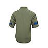 Wildcraft Men Full Sleeve Check Shirt 02 - Olive Check