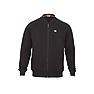Wildcraft Men Bomber Sweatshirt - Black